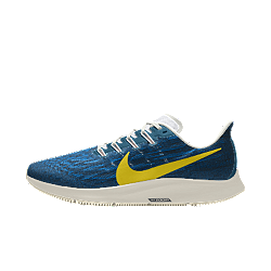 Nike Air Zoom Pegasus 36 Premium By You Custom Running Shoe