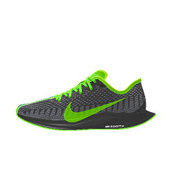 Nike Zoom Pegasus Turbo 2 Premium By You Custom Running Shoe