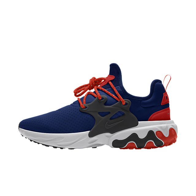 brand new 5f503 4651b Nike React Presto By You Custom Shoe