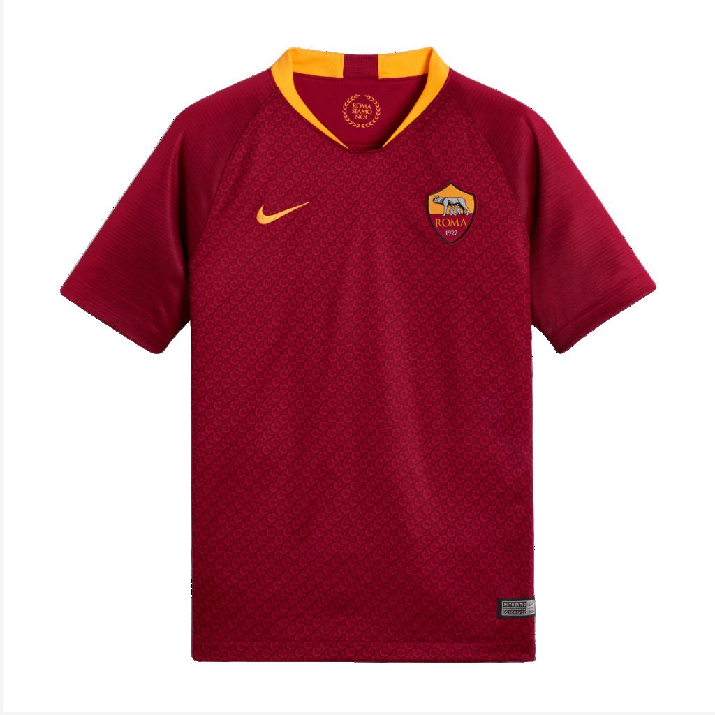 completo calcio ROMA personalizzata