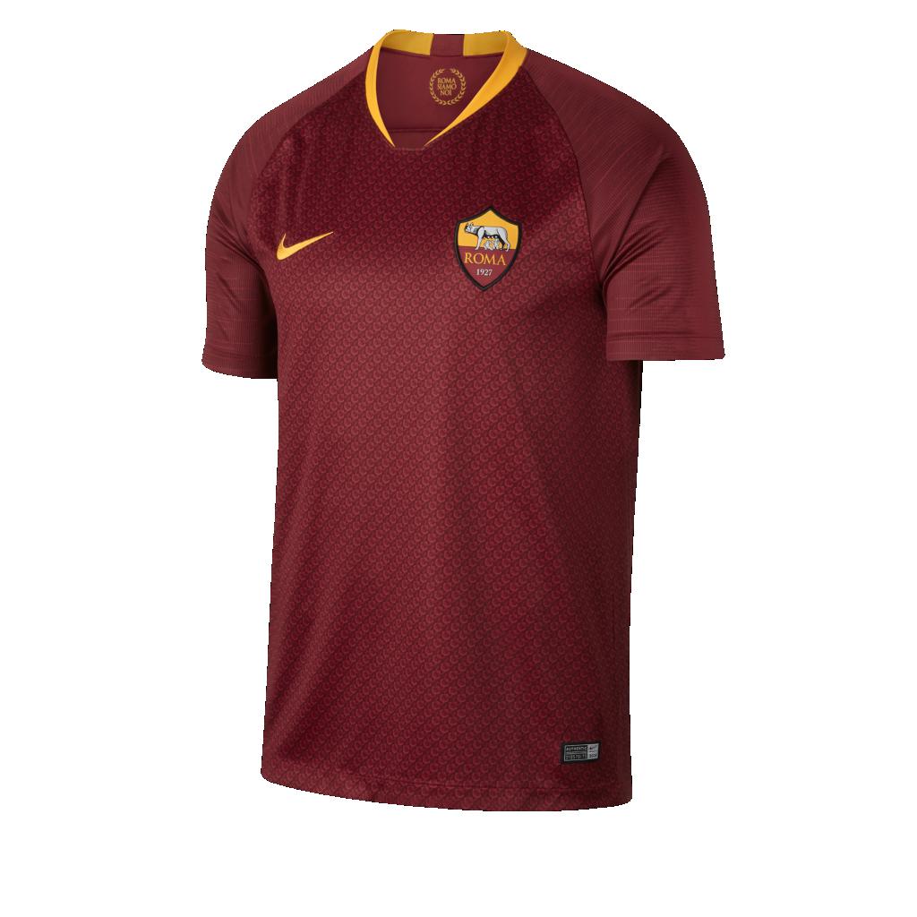 2018 19 A.S. Roma Stadium Home Camiseta de fútbol - Hombre. Nike.com ES a2f44a0568780