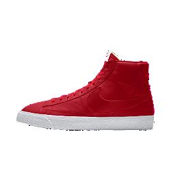 รองเท้าออกแบบเอง Nike Blazer Mid By You