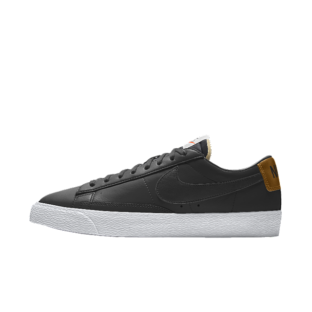 separation shoes 00a21 1bf68 NIKE BLAZER LOW BY YOU. Custom Shoe