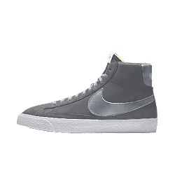 Specialdesignad sko Nike Blazer Mid By You