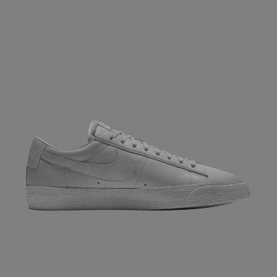 Nikeid Bas Logo Blazers
