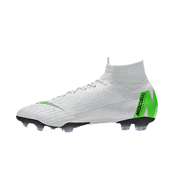 Calzado de fútbol personalizado Nike Mercurial Superfly 360 Elite By You