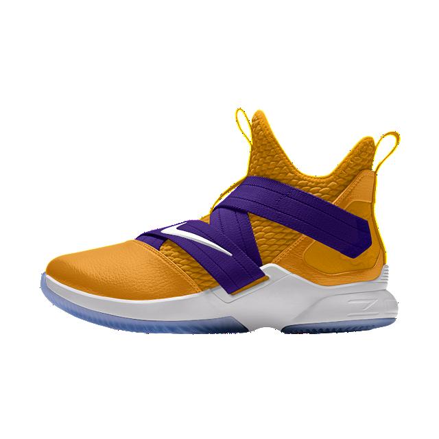 b34a6ae724e133 LeBron Soldier XII By You Custom Basketball Shoe. Nike.com