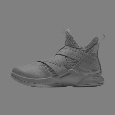 Lebron Soldier Xii I D by Nike
