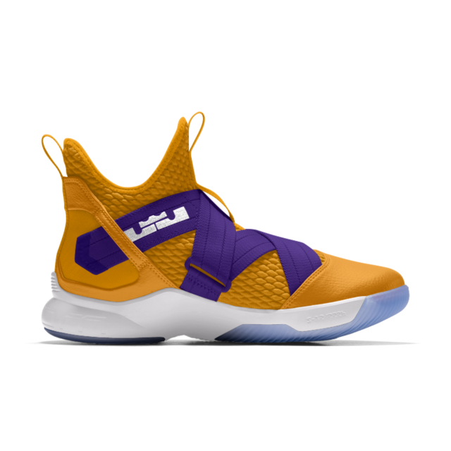 7fc3eba6db44 LeBron Soldier XII By You Basketball Shoe. Nike.com