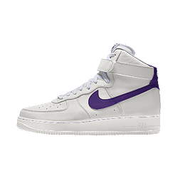 Specialdesignad sko Nike Air Force 1 High By You