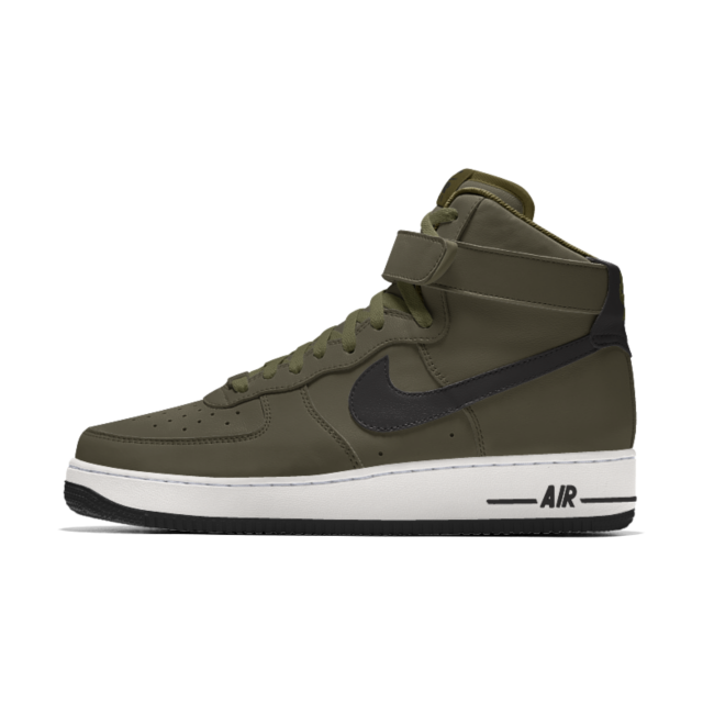 0a7a774697b Nike Air Force 1 High By You Custom Shoe. Nike.com