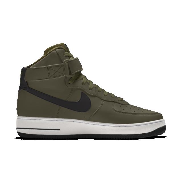 low priced 54099 34dfb Nike Air Force 1 High By You Custom Shoe. Nike.com