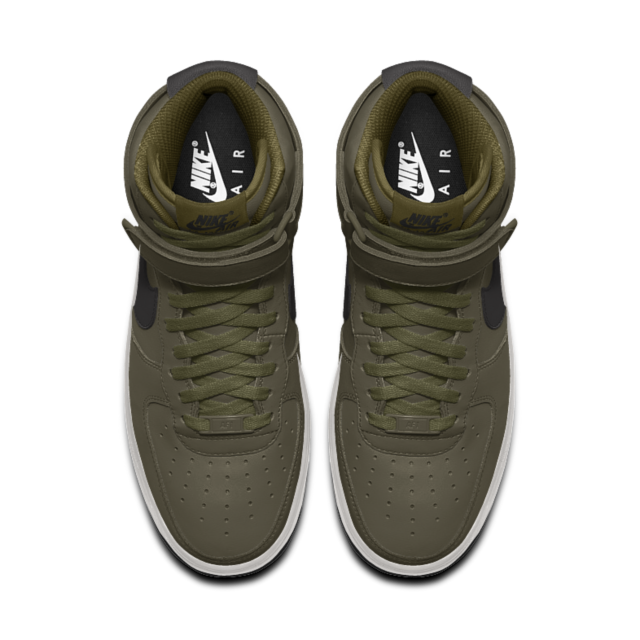 new products f00be a8d84 Nike Air Force 1 High By You Custom Shoe. Nike.com IE