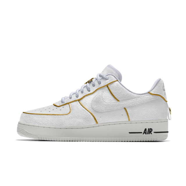 ec9bad7d9267c Nike Air Force 1 Low NBA By You Custom Shoe. nike air force 1 low