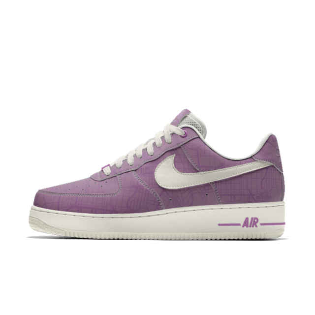 NIKE AIR FORCE 1 LOW PREMIUM iD. Chaussure