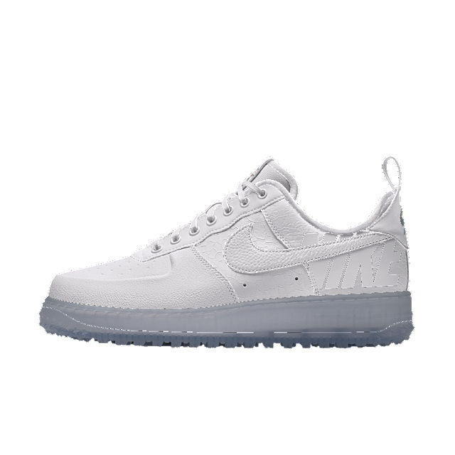 Calzado Nike Low Force 1 Winter Air White Id EWH29YDI