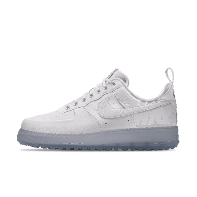 best sneakers f4f73 16f3d Nike Air Force 1 Low iD Winter White Shoe. Nike.com UK