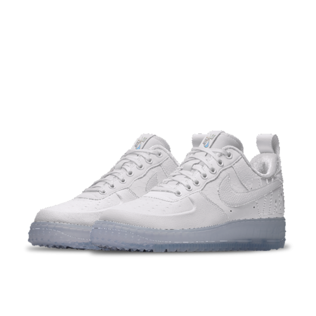 Nike Air Force 1 Low ID Winter White Shoe AU