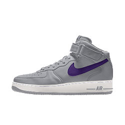 Chaussure personnalisable Nike Air Force 1 Mid By You