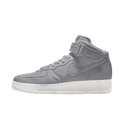 Nike Air Force 1 Mid By You personalisierbarer Schuh