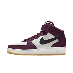 Nike Air Force 1 Mid By You Sabatilles personalitzables