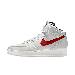 Nike Air Force 1 Mid By You Custom Shoe