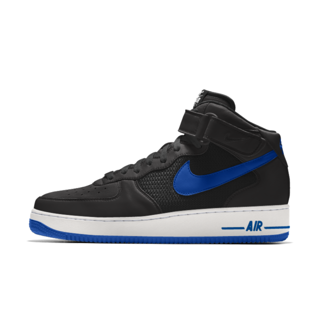 promo code 79b43 3c6d3 Nike Air Force 1 Mid By You Custom Shoe. Nike.com