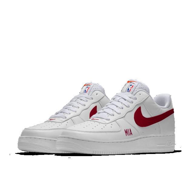 promo code f9e71 7ba26 Nike Air Force 1 Premium iD-sko. Nike.com DK