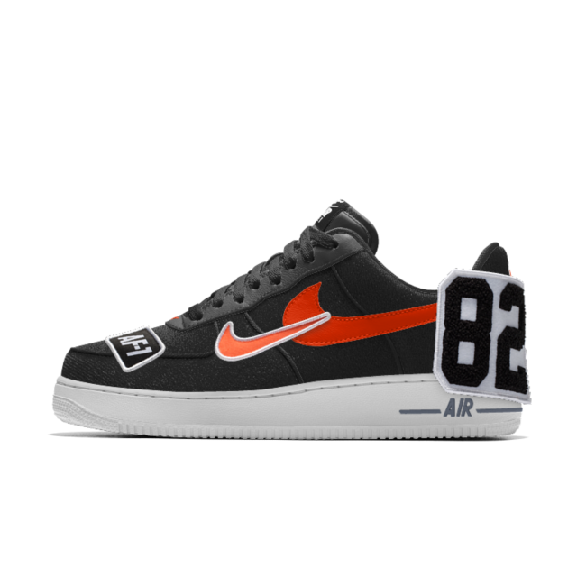reputable site 77266 e7f63 Nike Air Force 1 Premium iD Shoe. Nike.com MY