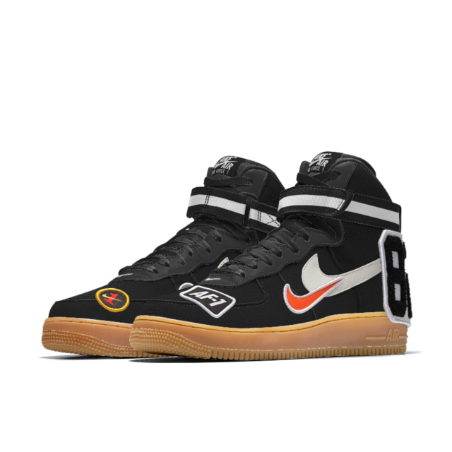 Force Air skoNO Nike 1 iD Premium dBeCorx