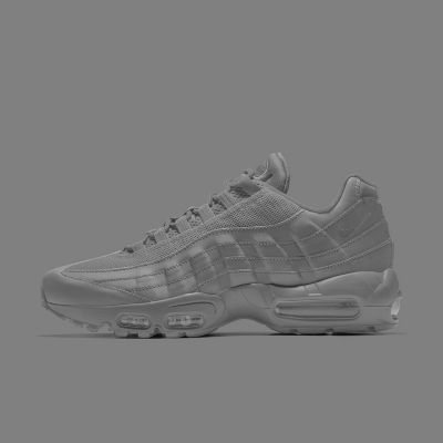 Air Max 95 Nike neutral grey chlorine blue Flight Club is the world s  number one sneaker marketplace. d8a18c75e