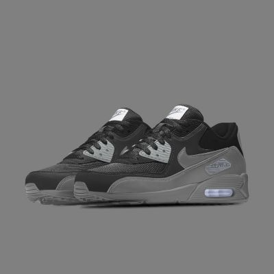Nike Air Max Black Colour beardownproductions.co.uk