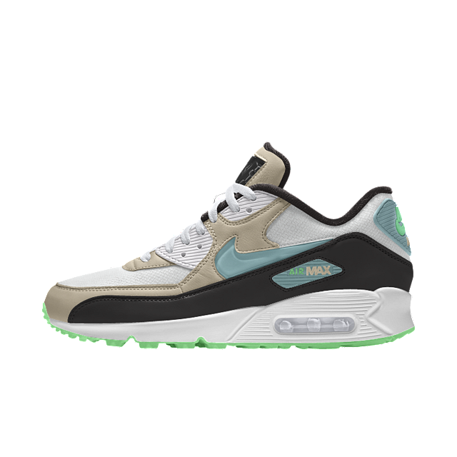 grossiste 005f4 d5d60 Nike Air Max 90 Premium By You Custom Shoe