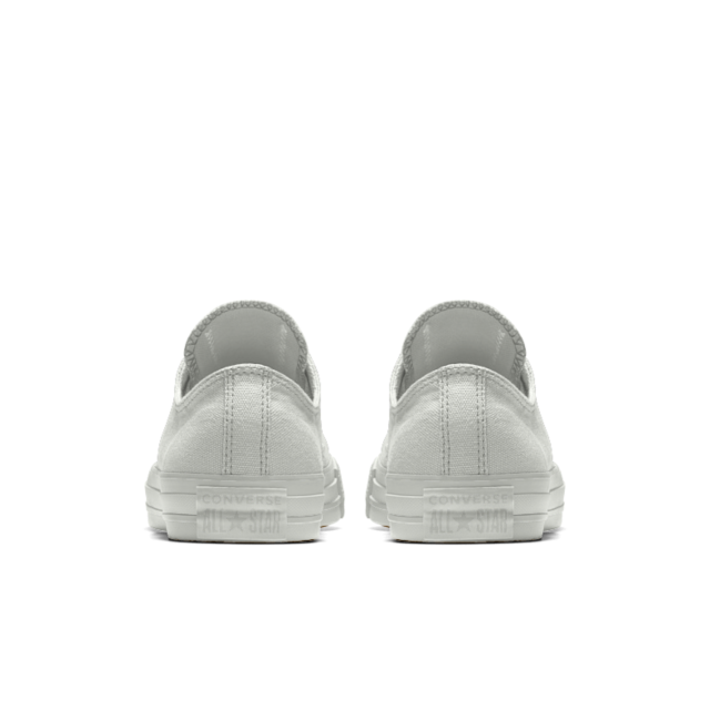 4995bc22a2a6c7 Converse Custom Chuck Taylor All Star Low Top Shoe. Nike.com