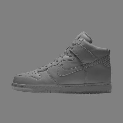 Nike Dunk Chaussures Hi Baskets Noir Noir jcpRz