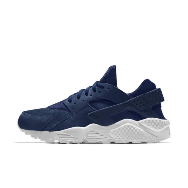 nike air huarache blue