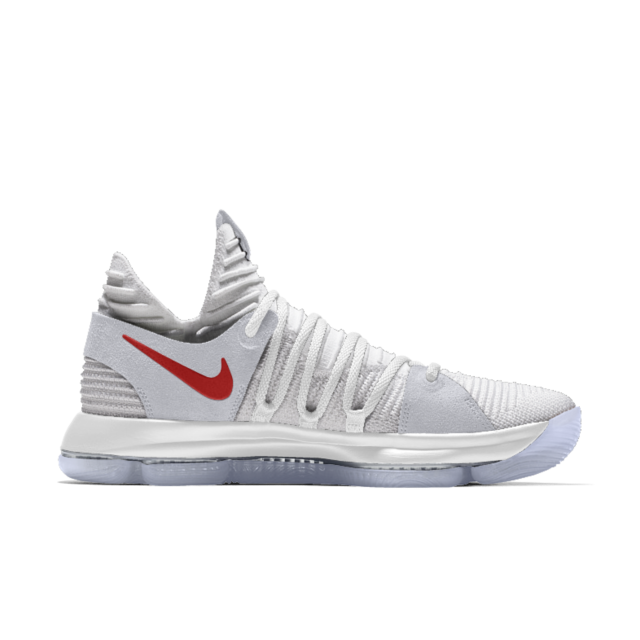 NIKE ZOOM KDX iD. Basketball Shoe