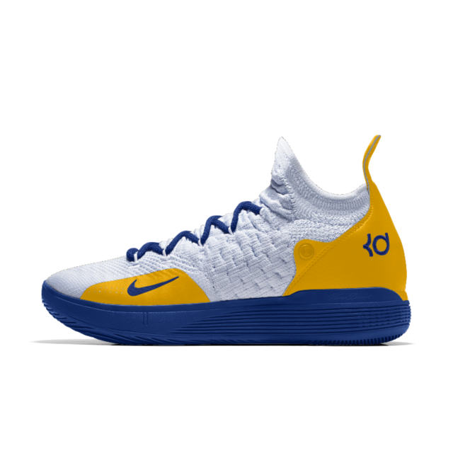 6eca6b02696f Nike Zoom KD11 By You Basketball Shoe. Nike.com