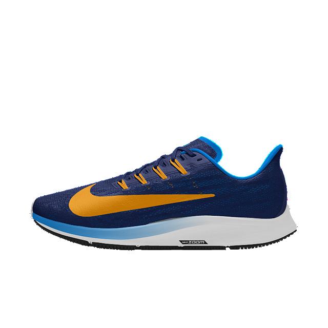 tout neuf 26e2e ecf82 Nike Air Zoom Pegasus 36 By You Custom Running Shoe