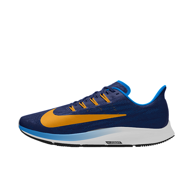 Nike Air Zoom Pegasus 36 By You Custom Running Shoe