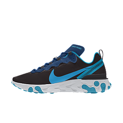 Specialdesignad sko Nike React Element 55 By You
