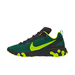 Specialdesignad sko Nike React Element 55 By You