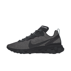 Specialdesignad sko Nike React Element 55 Premium By You