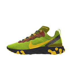 Nike React Element 55 Premium By You Custom Shoe