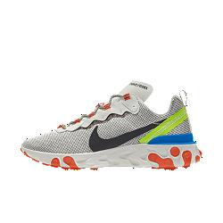 Εξατομικευμένο παπούτσι Nike React Element 55 Premium By You