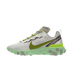 Chaussure personnalisable Nike React 55 Premium By You
