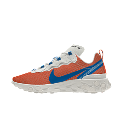 Nike React Element 55 Premium By You Custom Shoe