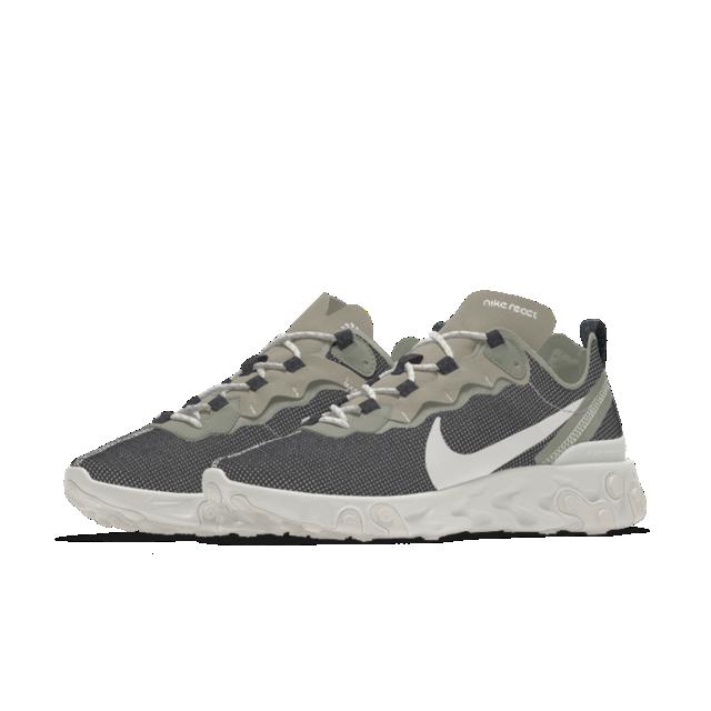 55c98c9533c7 Nike React Element 55 Premium By You Custom Shoe. Nike.com DK