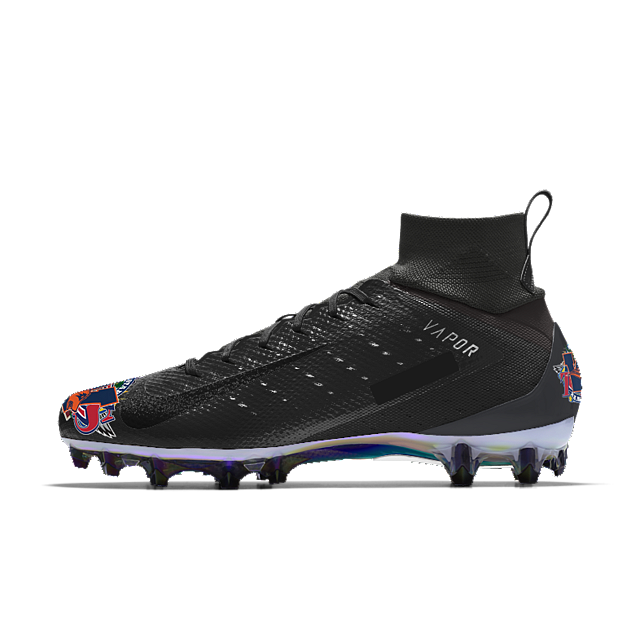 fed8fc271bd0 SHARE YOUR DESIGN. Nike Vapor Untouchable Pro 3 iD Football Cleat