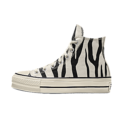 Color: zebra